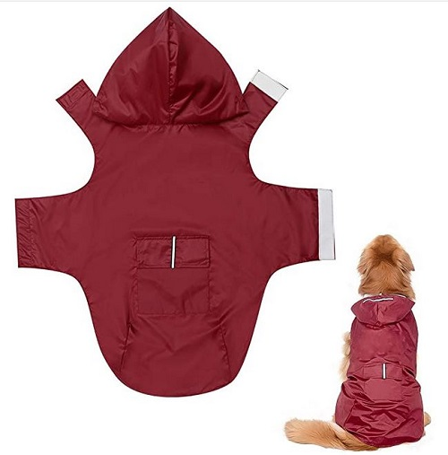 Impermeable para perros