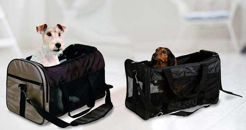 Bolsos para perros pequeños